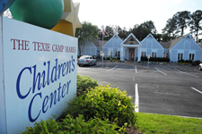 Texie Camp Marks Children's Center